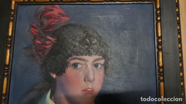 Arte: RAMON PAUS ALSINA-FECHADO 1916 NACIDO EN CASTELLON PINTOR DE LA BELLE EPOCA - Foto 10 - 185746561