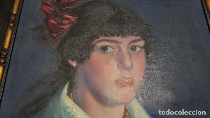 Arte: RAMON PAUS ALSINA-FECHADO 1916 NACIDO EN CASTELLON PINTOR DE LA BELLE EPOCA - Foto 11 - 185746561