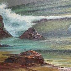 Arte: PERALTA ÓLEO SOBRE LIENZO FIRMADO. Lote 185882648