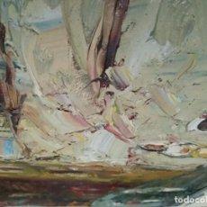 Arte: BALLESTER ÓLEO SOBRE LIENZO FIRMADO. Lote 185884276