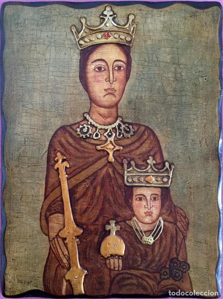 Arte: La Virgen con el Niño - Foto 2 - 186222005