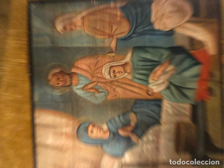 Arte: icono ortodoxo, nacimiento de jesus - Foto 2 - 187103378