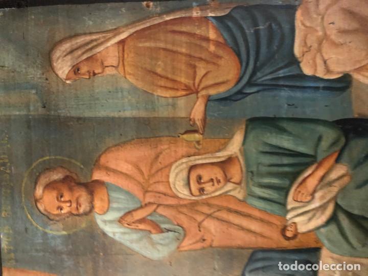 Arte: icono ortodoxo, nacimiento de jesus - Foto 3 - 187103378