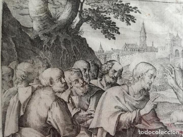 Arte: Jan o Johannes Galle : Fecha: (1600-1676) Bélgica . - Foto 6 - 187185146