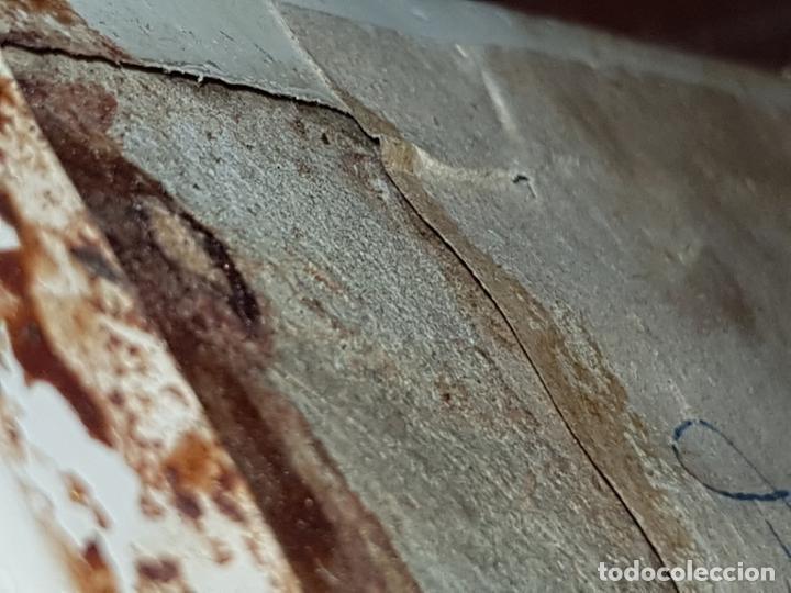 Arte: Miniatura de cuadro oleo sobre lienzo - Foto 8 - 187231943
