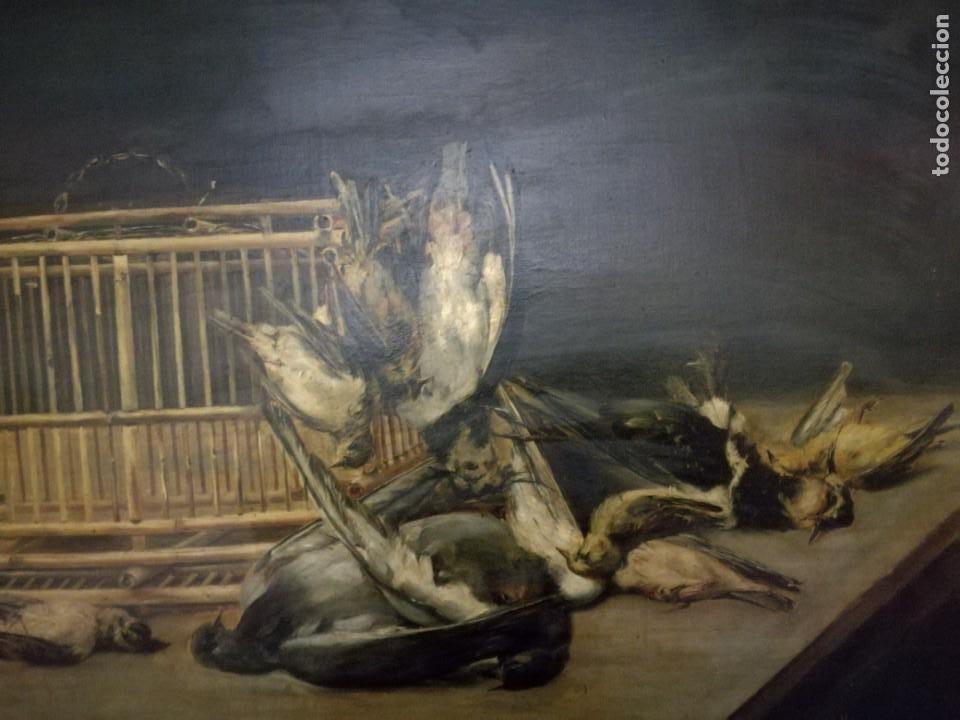 Arte: Encarnación Bustillo Salomón (Burgos, 1876 - ?) Y las flores y caza muerta. - Foto 2 - 187391926