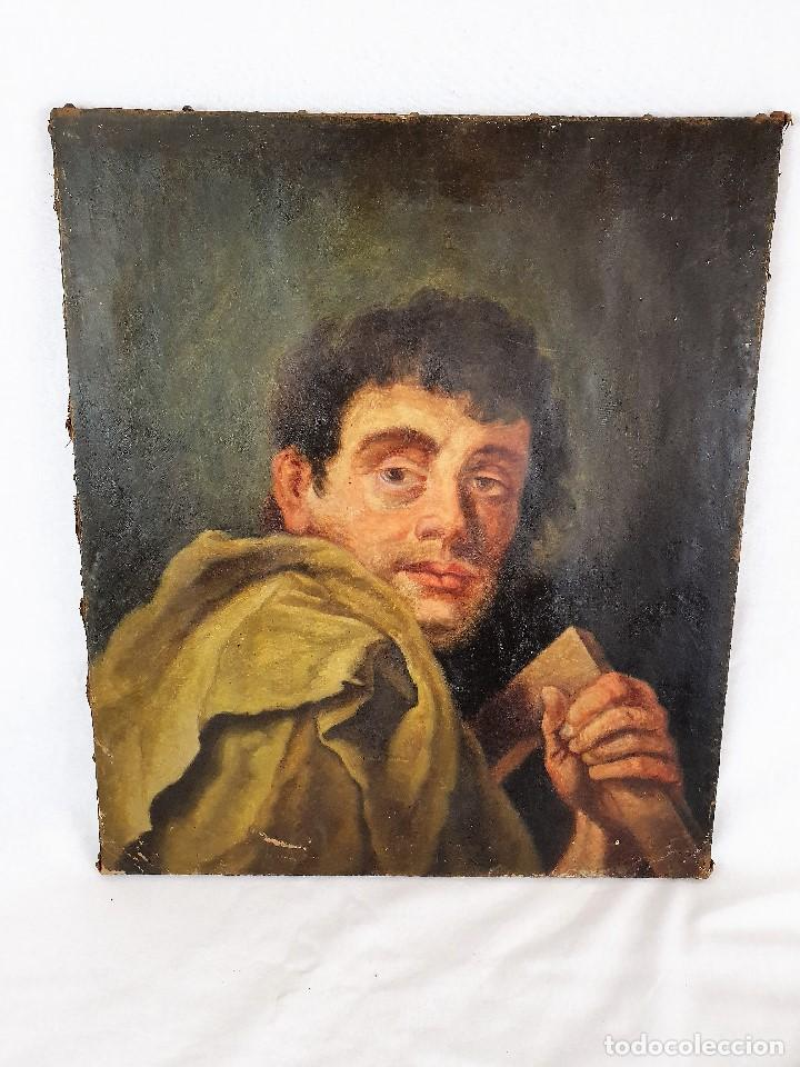 Arte: Magnifica coleccion de oleos sobre lienzo de los 12 Apostoles - Foto 2 - 187447375