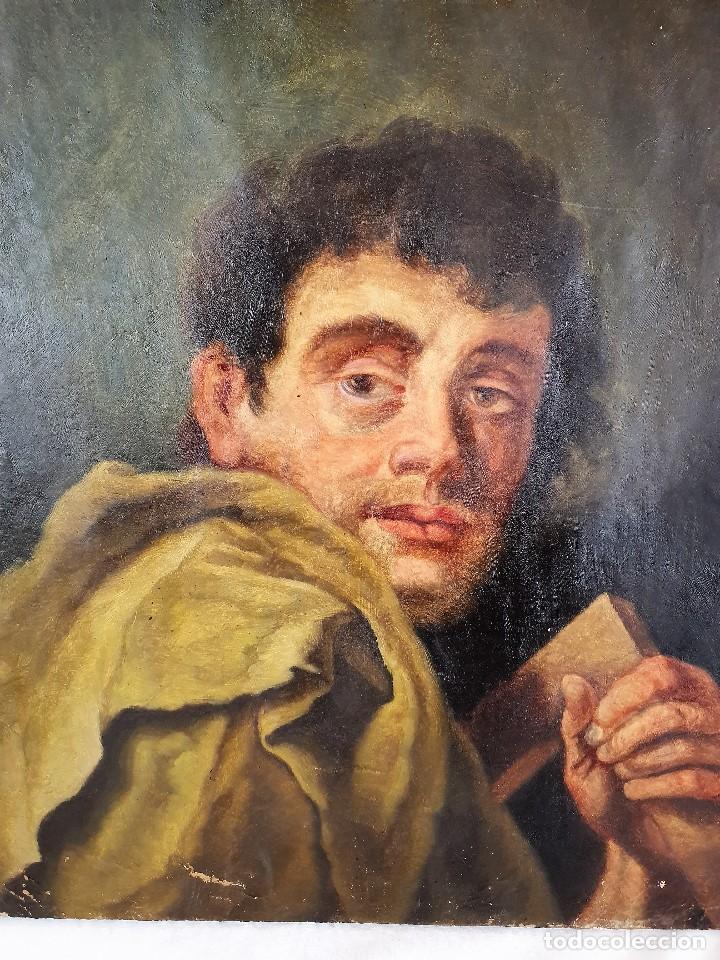Arte: Magnifica coleccion de oleos sobre lienzo de los 12 Apostoles - Foto 3 - 187447375