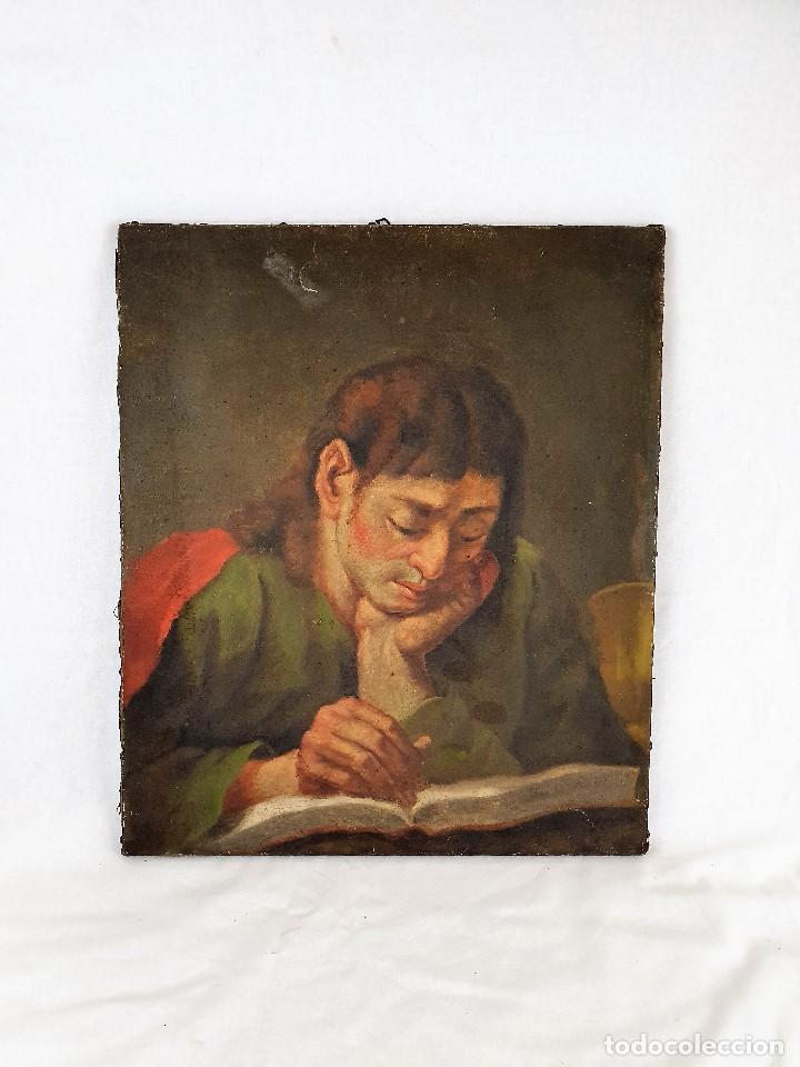 Arte: Magnifica coleccion de oleos sobre lienzo de los 12 Apostoles - Foto 9 - 187447375