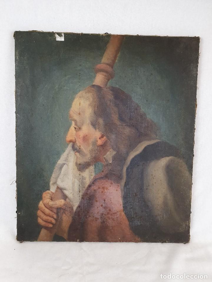 Arte: Magnifica coleccion de oleos sobre lienzo de los 12 Apostoles - Foto 17 - 187447375