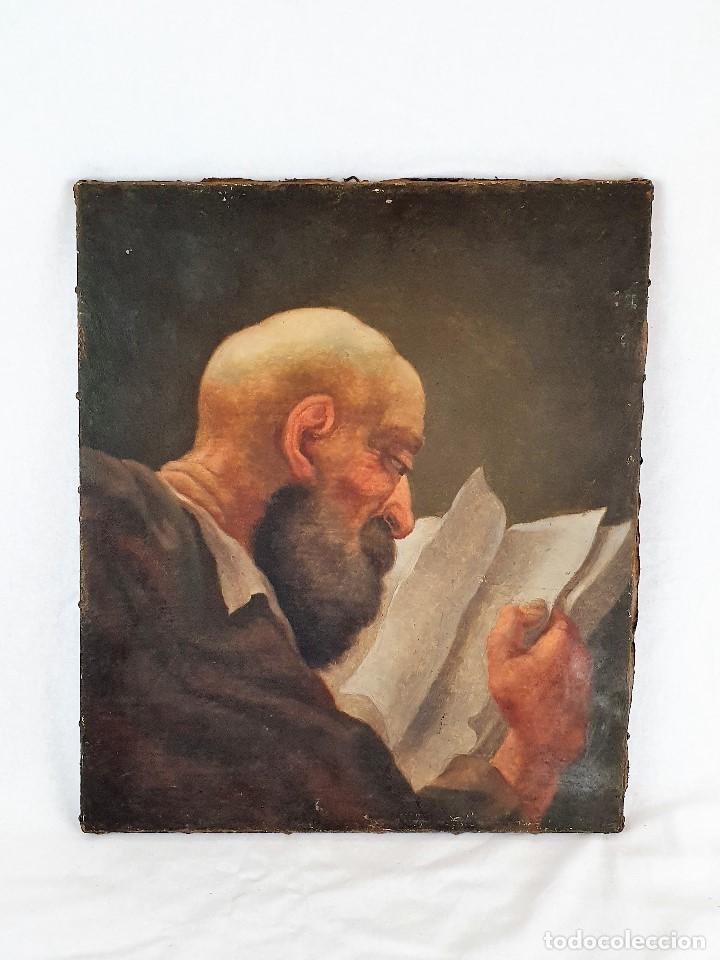 Arte: Magnifica coleccion de oleos sobre lienzo de los 12 Apostoles - Foto 21 - 187447375