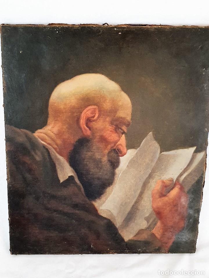Arte: Magnifica coleccion de oleos sobre lienzo de los 12 Apostoles - Foto 22 - 187447375