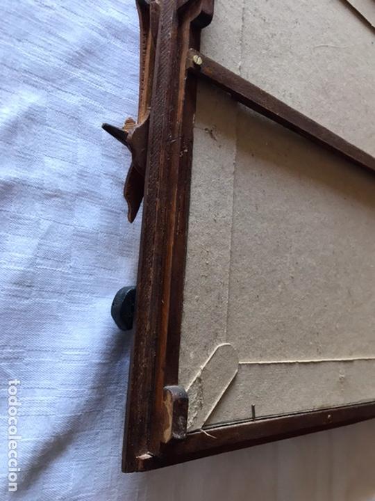 Arte: SEMANA SANTA SEVILLA. ESPECTACULAR DIBUJO ENMARCADO. CRISTO DE LA EXPIRACIÓN - EL CACHORRO -. TRIANA - Foto 7 - 187593638
