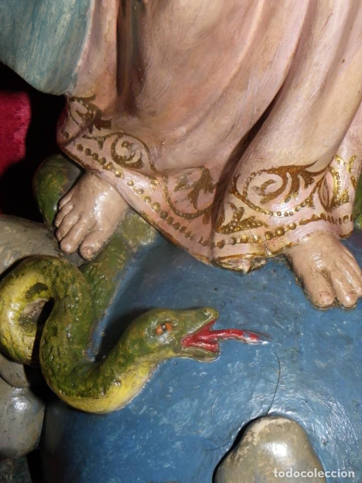 Arte: Virgen Milagrosa Olot sellada - Foto 20 - 188512037
