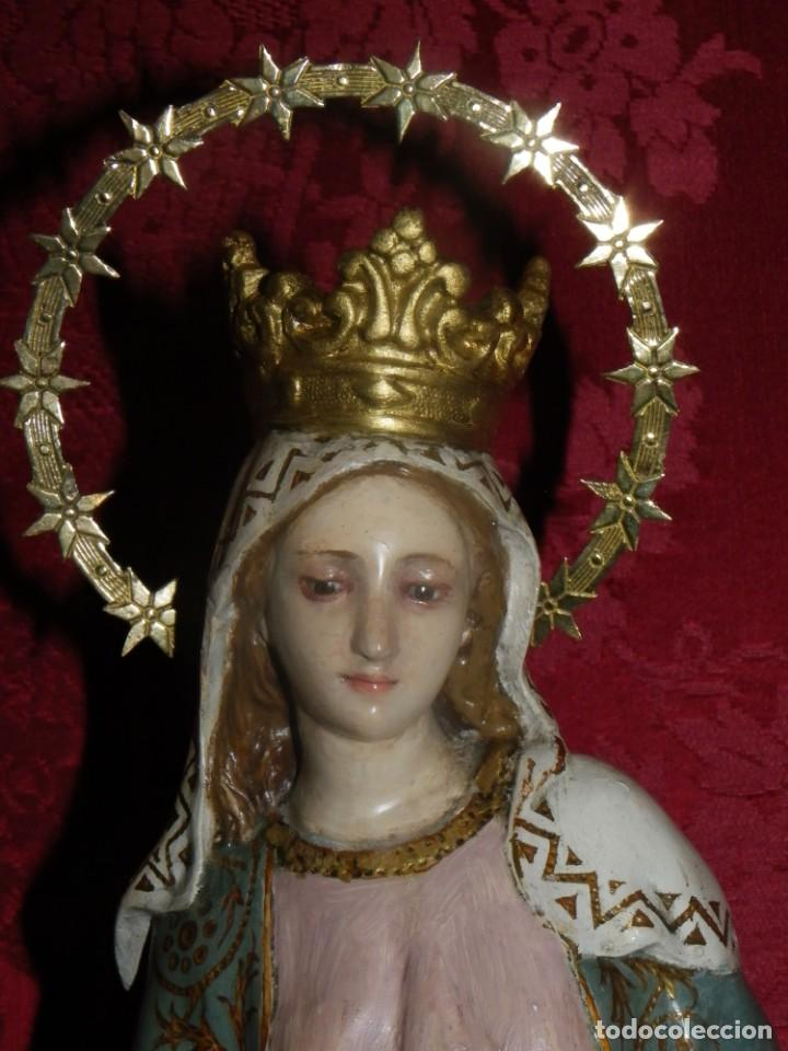 Arte: Virgen Milagrosa Olot sellada - Foto 21 - 188512037