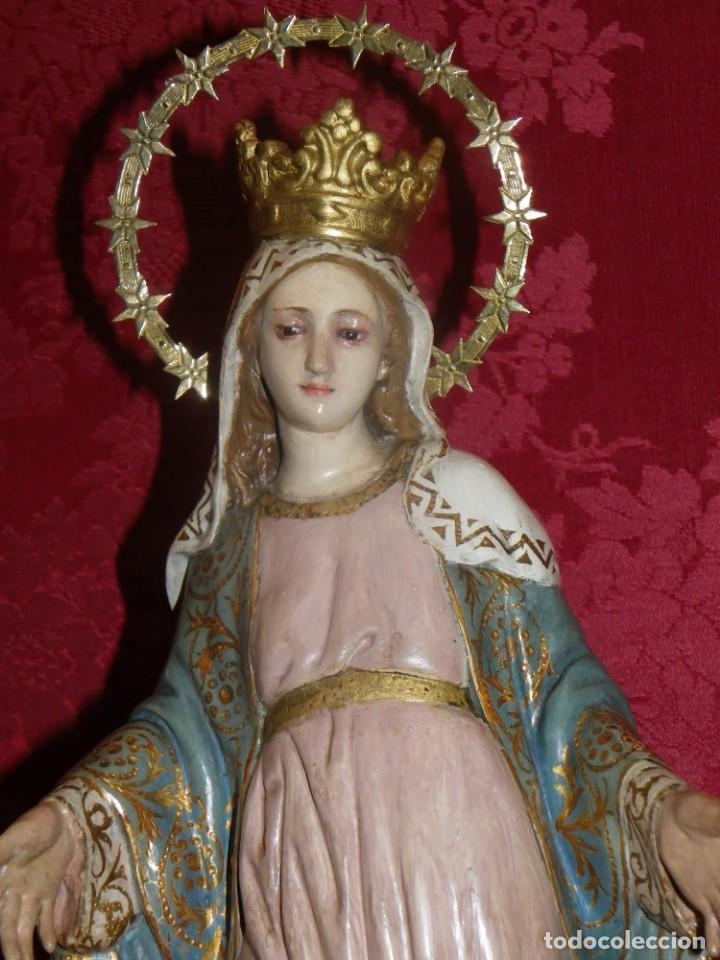 Arte: Virgen Milagrosa Olot sellada - Foto 22 - 188512037