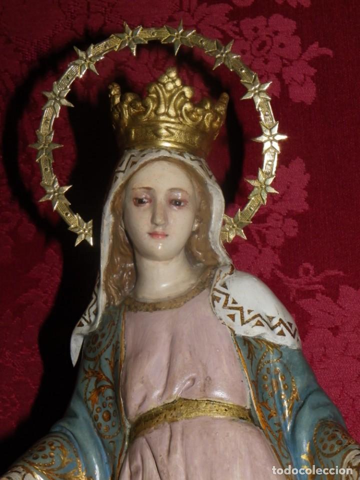 Arte: Virgen Milagrosa Olot sellada - Foto 23 - 188512037