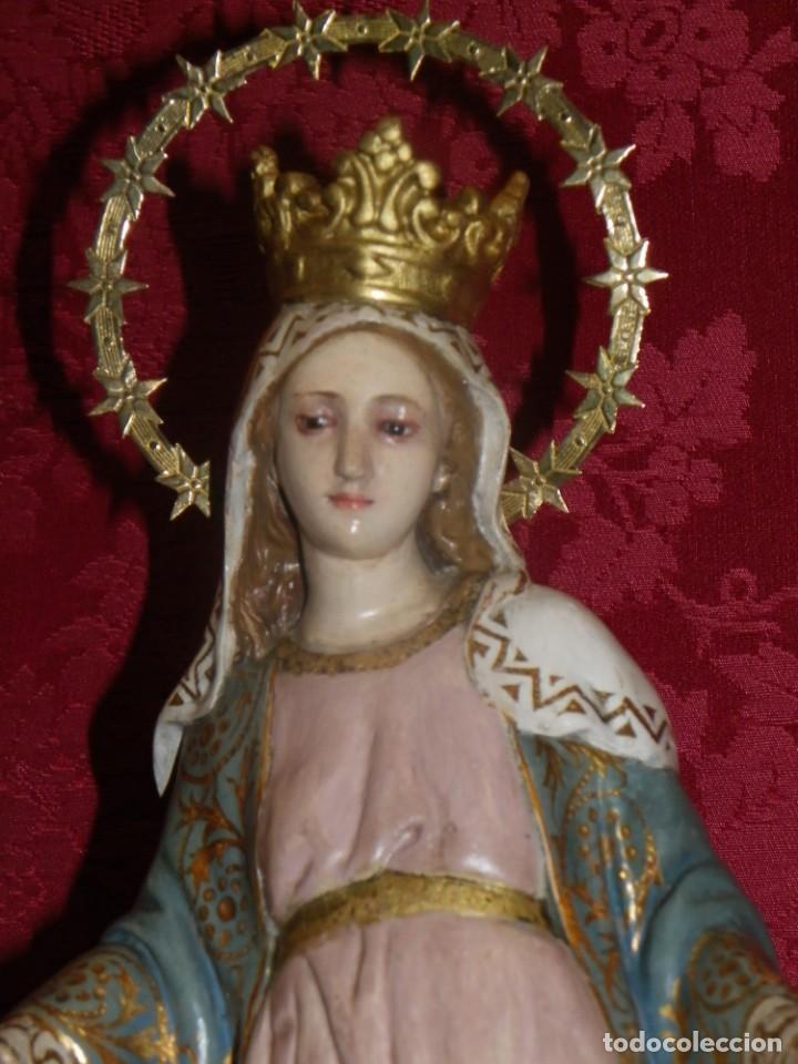 Arte: Virgen Milagrosa Olot sellada - Foto 25 - 188512037