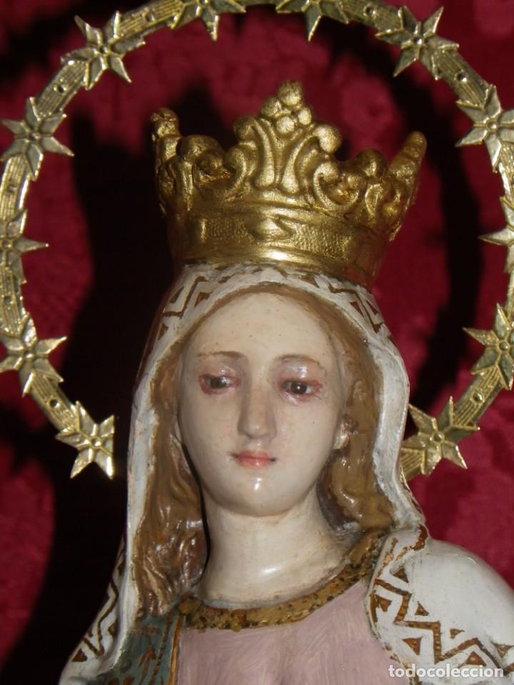 Arte: Virgen Milagrosa Olot sellada - Foto 26 - 188512037