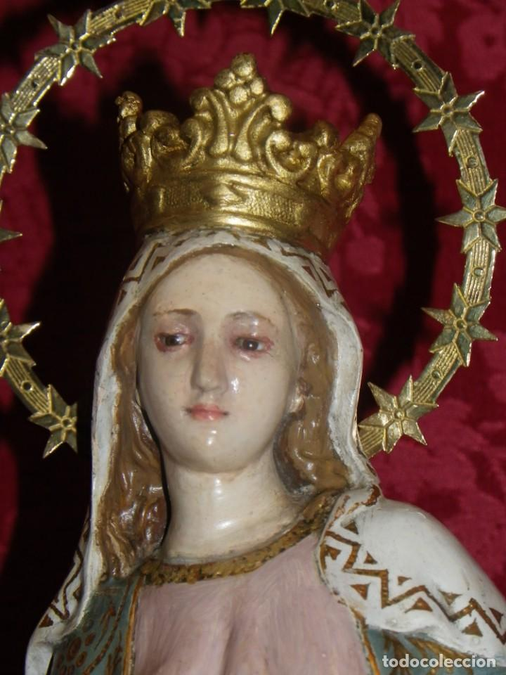Arte: Virgen Milagrosa Olot sellada - Foto 27 - 188512037