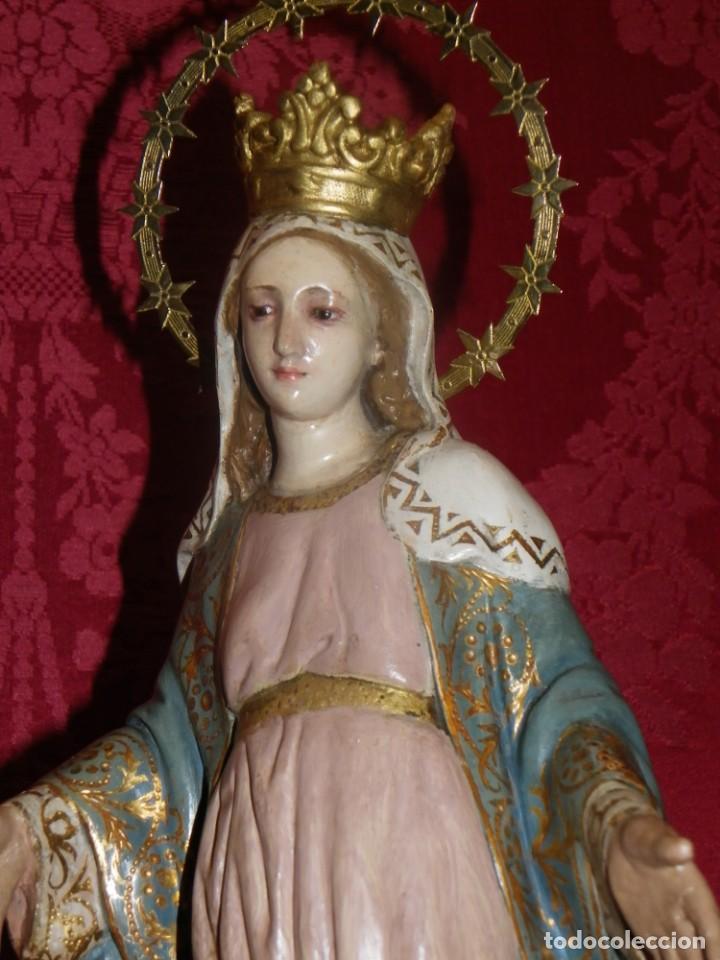 Arte: Virgen Milagrosa Olot sellada - Foto 44 - 188512037