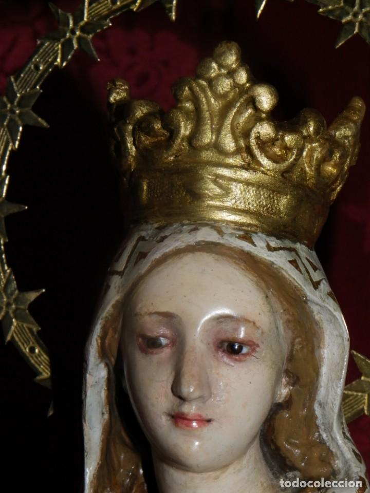 Arte: Virgen Milagrosa Olot sellada - Foto 48 - 188512037