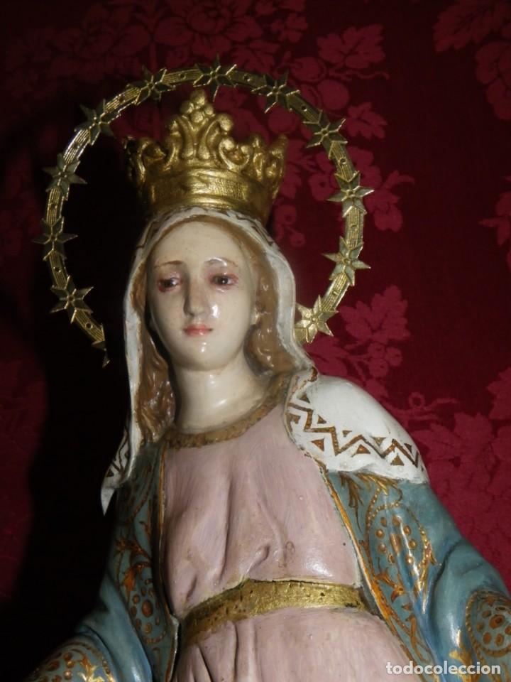Arte: Virgen Milagrosa Olot sellada - Foto 51 - 188512037