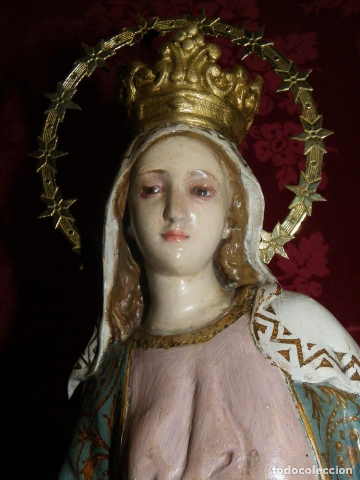 Arte: Virgen Milagrosa Olot sellada - Foto 52 - 188512037