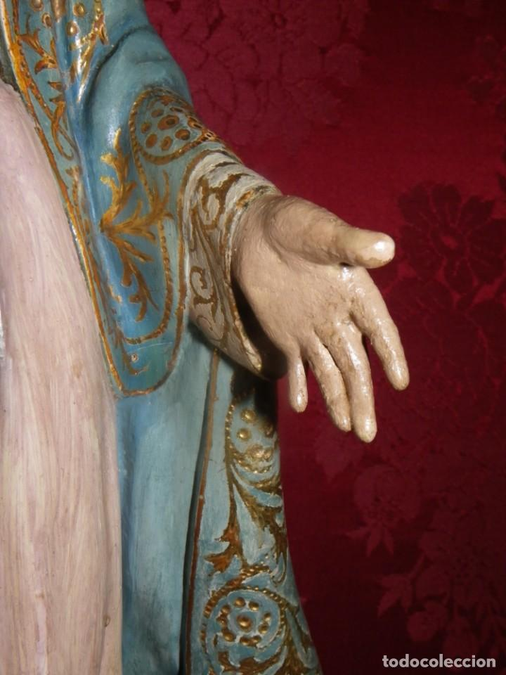 Arte: Virgen Milagrosa Olot sellada - Foto 54 - 188512037