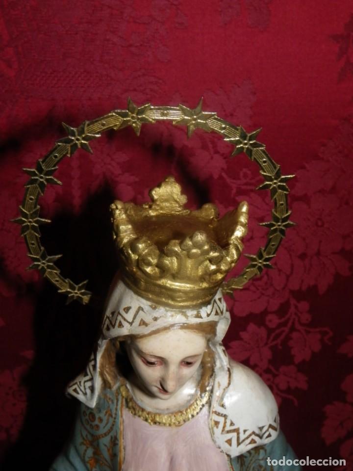 Arte: Virgen Milagrosa Olot sellada - Foto 55 - 188512037