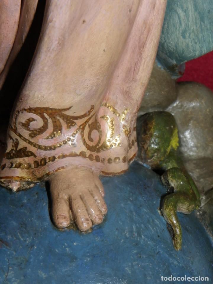 Arte: Virgen Milagrosa Olot sellada - Foto 64 - 188512037