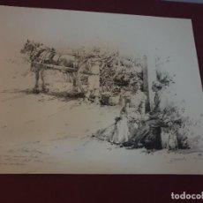 Arte: CONRADO MESEGUER MUÑOZ. Lote 188712546