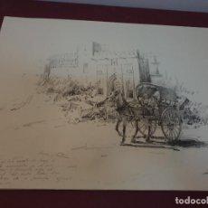 Arte: CONRADO MESEGUER MUÑOZ. Lote 188712622