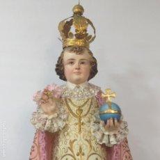 Arte: NIÑO JESUS DE PRAGA. Lote 188726283