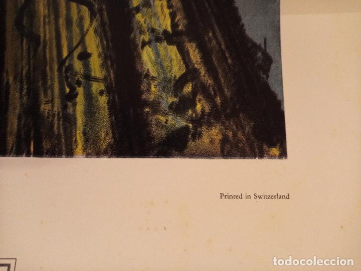 Arte: LITOGRAFÍA Matador BERNARD BUFFET 58, NUMERADA - Foto 10 - 188746411
