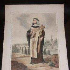 Arte: SIGLO XIX SANTA FELICIANA - RELIGION. Lote 189353837