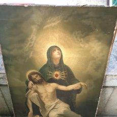Art: CUADRO IGLESIA. Lote 189502521