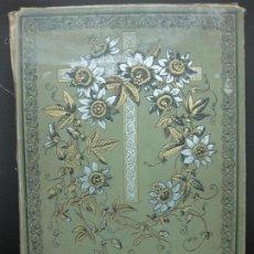 Arte: VENEZ A MOI. QUINZE SCENES DE LA VIE DU SEIGNEUR. HENRI HOFMANN.LAUSANNE 1890 B.BENDA EDITEUR.. Lote 189617875