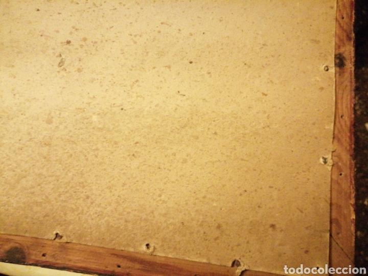 Arte: Placa cuadro de la última cena en cobre enmarcado - Foto 9 - 190163075