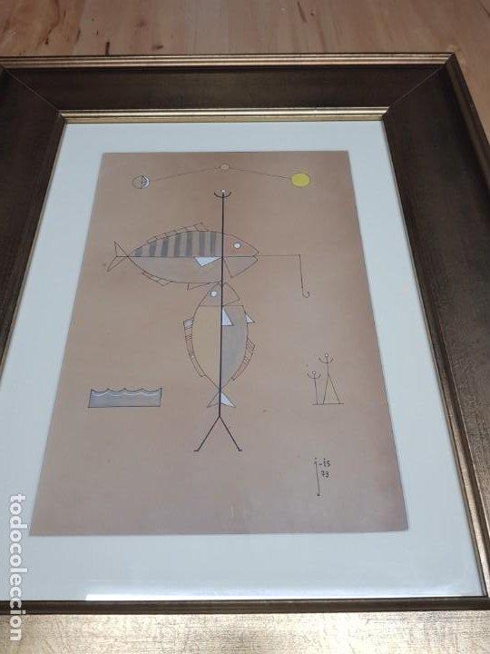 JUAN ISMAEL (Arte - Arte Religioso - Pintura Religiosa - Acuarela)