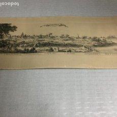 Arte: TARRAGONE EN CATALOGNE. SIN EL SELLO DE LA CALCOGRAFIA LOUVRE. N. PERELLE.. Lote 190378221