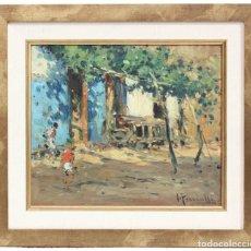 Arte: JOAQUIM TERRUELLA MATILLA. Lote 190509887