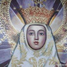 Arte: BELLISIMA VIRGEN DE COVADONGA O LA SANTINA. PATRONA DE ASTURIAS. Lote 190728401
