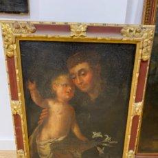 Arte: SAN ANTONIO S.XVIII . Lote 191742790