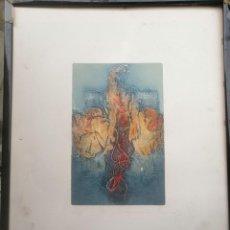 Arte: CUADRO FIRMADO. Lote 191786646
