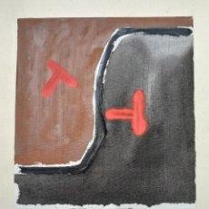 Arte: VÍCTOR MIRA. ÓLEO-LIENZO DE 1982.. Lote 191889056