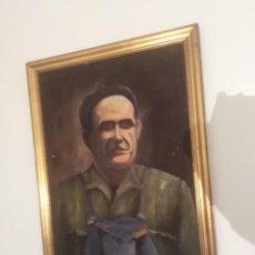 Arte: CUADRO ENMARCADO Y FIRMADO REF 0181. Lote 192196536