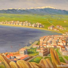 Arte: OLEO DECORATIVO . Lote 192277545