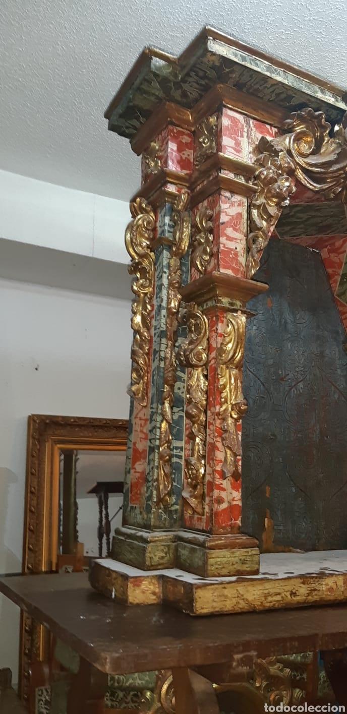 Arte: Capilla barroca siglo XVII - Foto 2 - 193178568