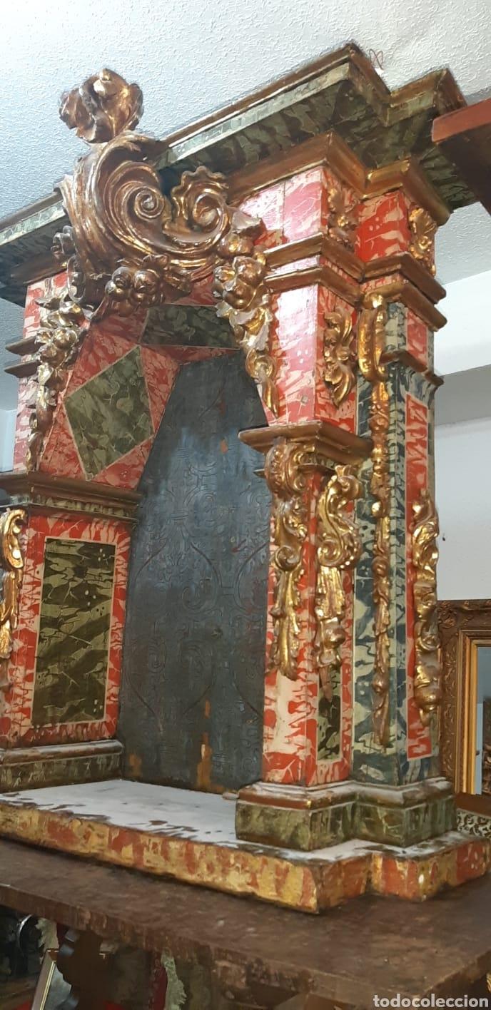 CAPILLA BARROCA SIGLO XVII (Arte - Arte Religioso - Retablos)